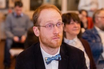 Физик Андрей Заякин, активист вольного сообщества Диссернет»