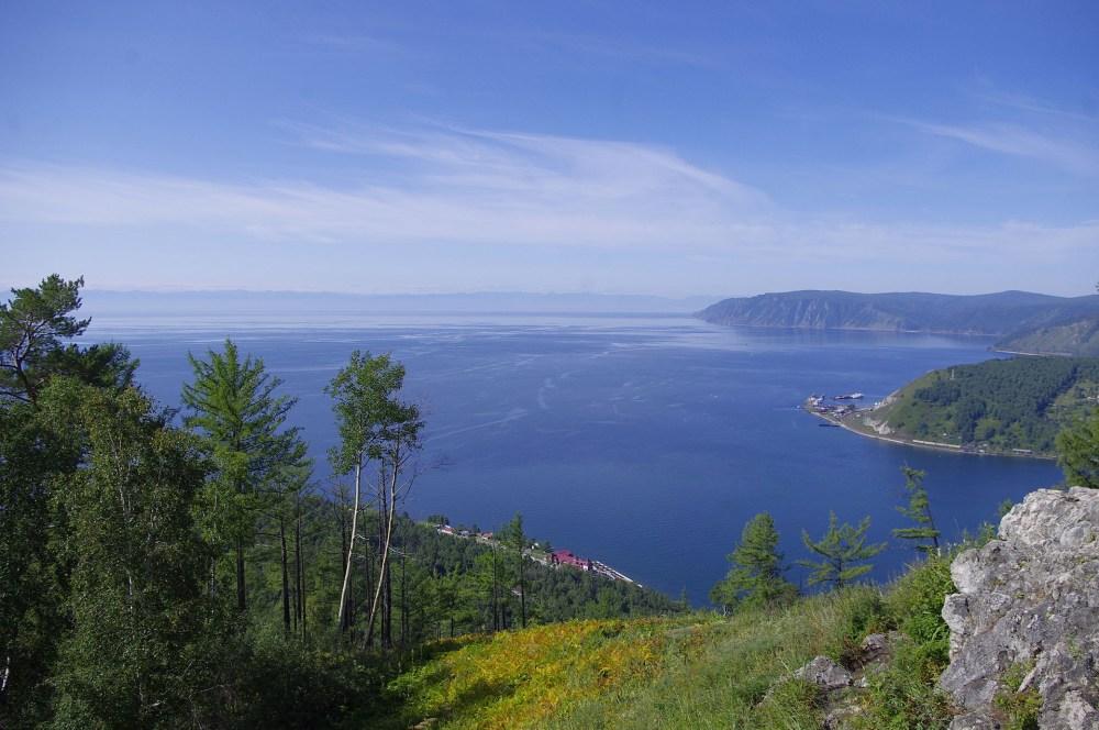 Байкал. Фото: «Википедия»