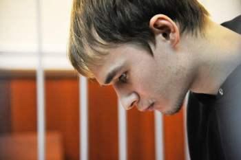Азат Мифтахов в Головинском районном суде, 9 февраля 2019 года. Фото А. Авилова (агенство городских новостей «Москва»)