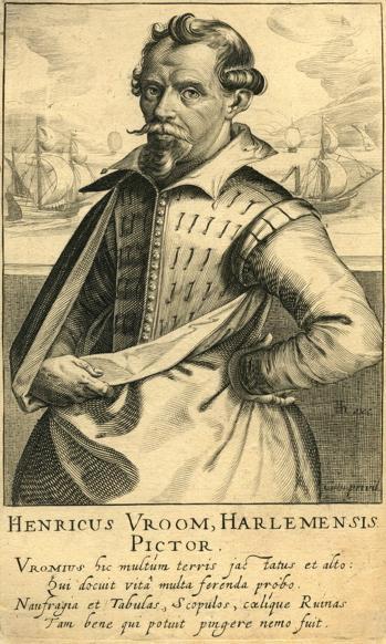 Хендрик Корнелис Вром (Hendrik Cornelisz Vroom, 1566–1640)