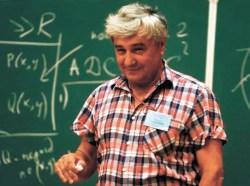 Новиков Сергей Петрович