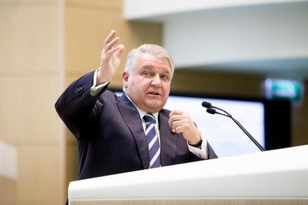 Михаил Ковальчук. Фото с сайта http://council.gov.ru/press-center/news/59290/