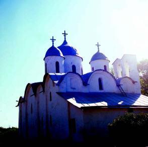 Иоанновский собор, современный вид