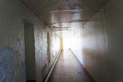 Свет в конце туннеля. Фото А. Чугунова