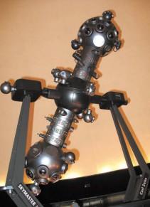 Новый аппарат, установленный в Калужском планетарии