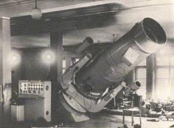 700-миллиметровый телескоп АС-32 установлен в Абастуманской обсерватории