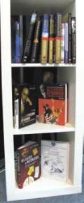 Книги «Династии» на книжной ярмарке Non/fiction-2008