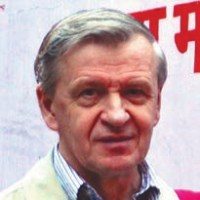 Лев Боркин, руководитель Центра гималайских научных исследований Санкт-Петербургского союза ученых