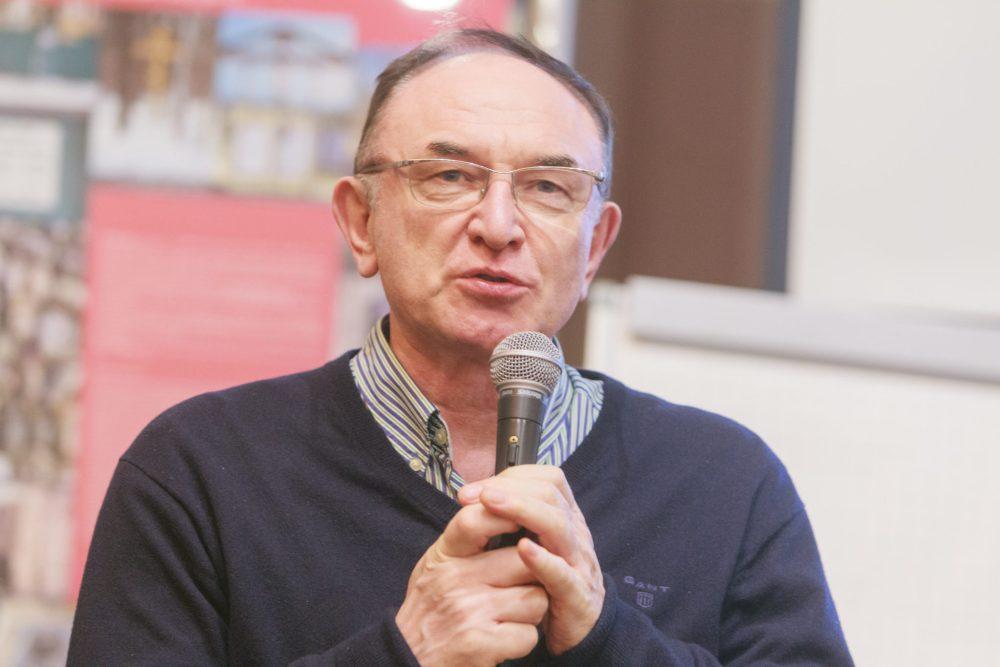Один из самых читаемых авторов ТрВ Борис Жуйков