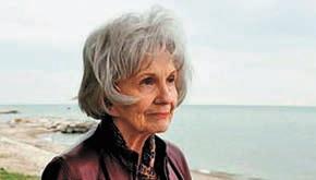 Элис Энн Манро (коренная канадка, родилась в 1931 году в провинции Онтарио, там же училась, там же и живет).