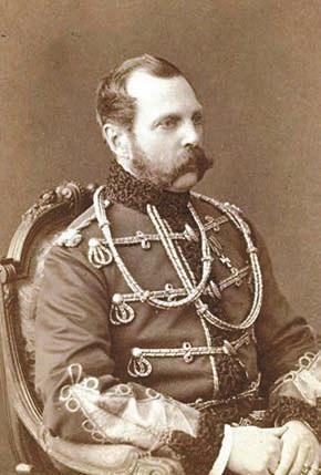 Император Александр II (1818–1881)