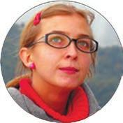 Ася Казанцева, научный журналист, лауреат премии «Просветитель»
