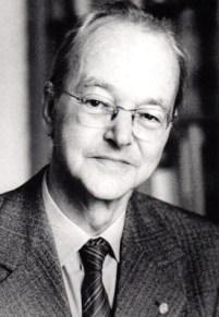 Клаус Фукс незадолго до смерти в 1988 году