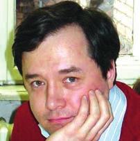 Алексей Крушельницкий,  докт. физ.-мат. наук, сотрудник Университета Мартина Лютера  (Халле, Германия)