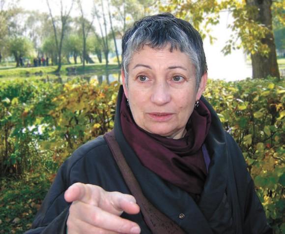 Людмила Улицкая. Фото Л. Нуткевич