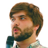 Антон Захаров, физиолог, популяризатор науки, один из создателей популяризаторского агентства «Чайник Рассела»