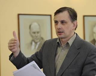 Вице-президент РАН А. Адрианов