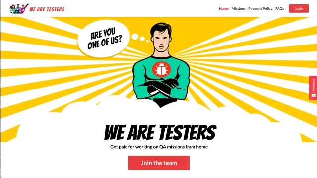 We-are-testers.com