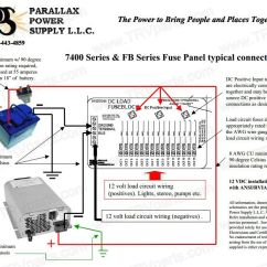 Main Electrical Panel Wiring Diagram 2000 Toyota Camry Parallax Fuse 9 Sku1594 [fb9] - $34.95 : Triad Rv Parts, 336-499-7662