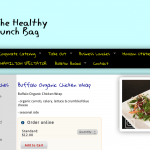 The Healthy Lunch Bag