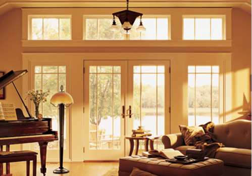 french doors replacement Never too late to replace your patio door