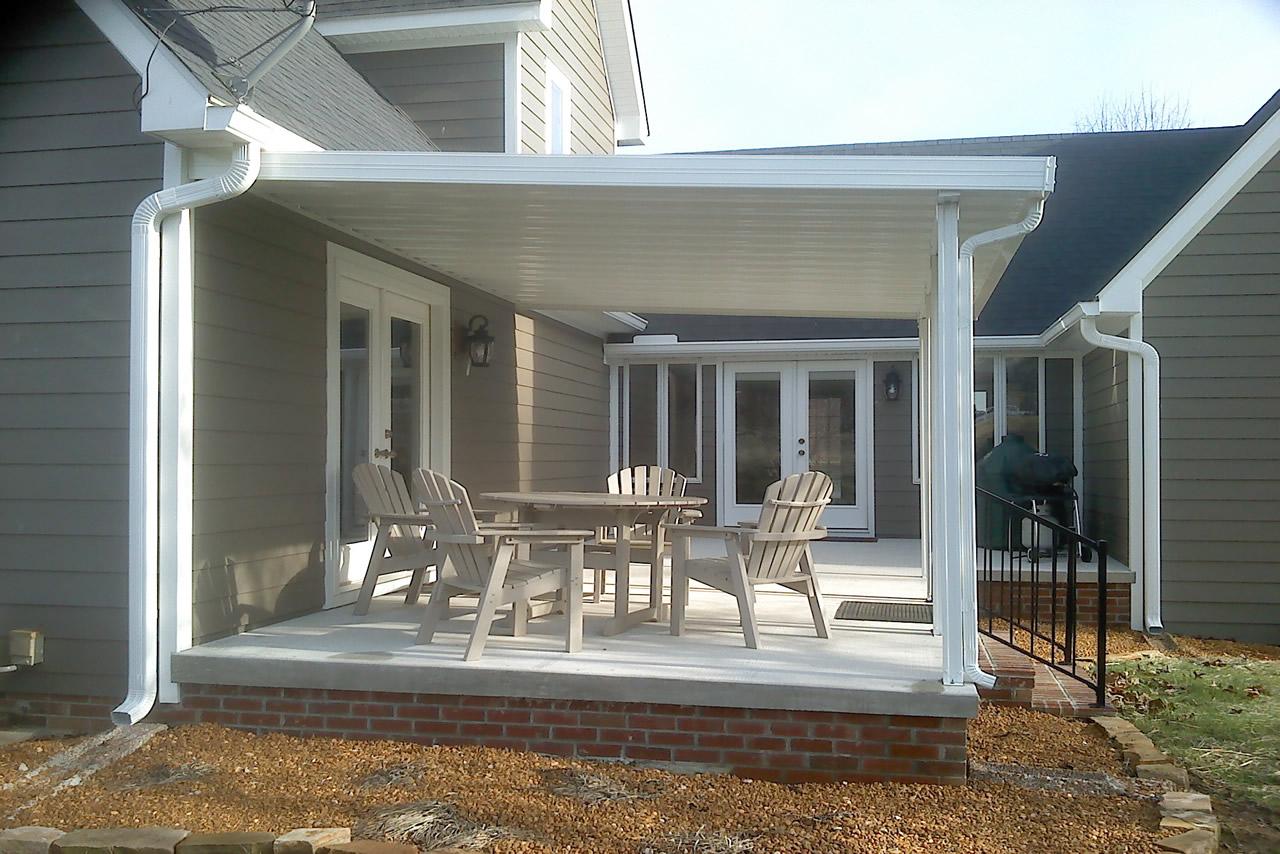 Insulated Aluminum Patio Cover. Aluminum Patio Covers