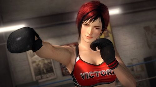 concours dead or alive 5 - mila