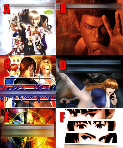 concours dead or alive defi4