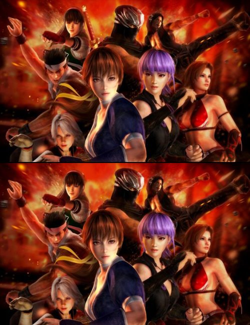 concours dead or alive defi1