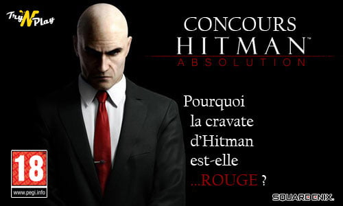 concours hitman absolution