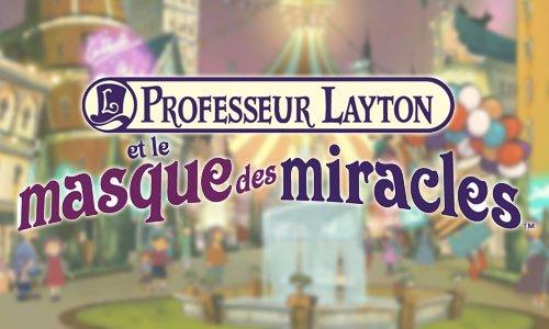 professeur layton et le masque des miracles 3ds