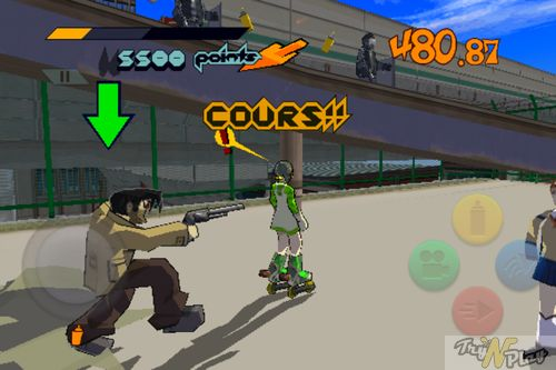 jet set radio hd ios