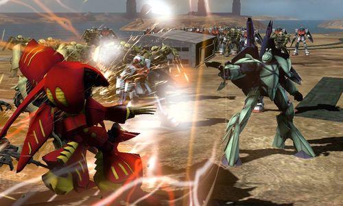 dynast warriors : gundam reborn