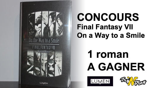 Final Fantasy VII : On a way to a smile