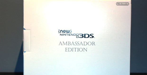 new 3ds ambassador