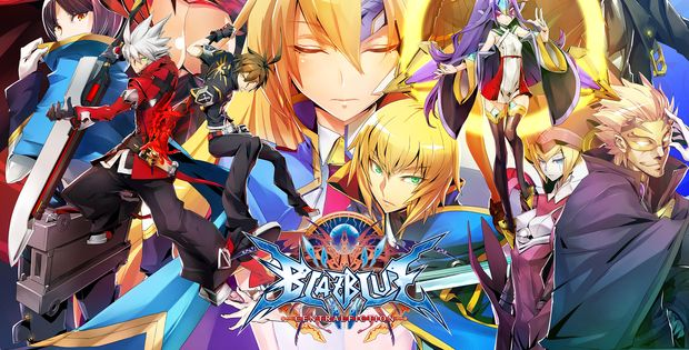 TEST - Blazblue : Central Fiction PS4