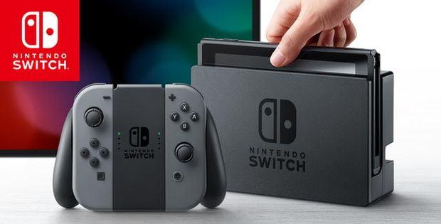 Bon Plan - Une Nintendo Switch avec un jeu pour moins de 130 euros