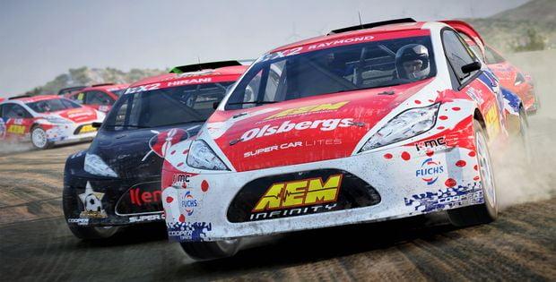 DIRT 4 illustre le retour du rallycross