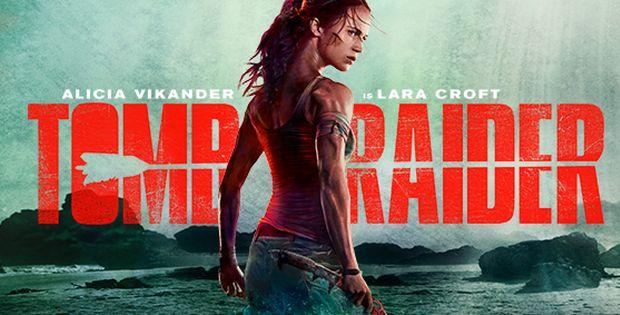 Tomb Raider : une bande annonce pour l'adaptation ciné du reboot de la série