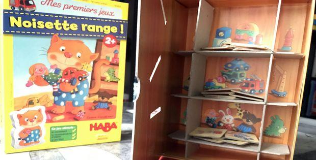 TEST - Noisette range ! HABA