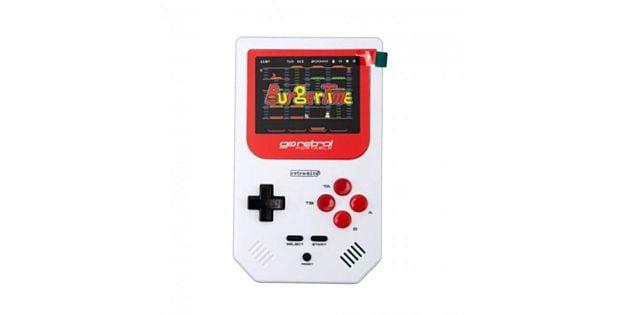 GoRetro! Portable : la console nomade qui veut se la jouer rétro