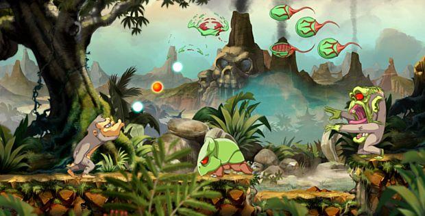 TOKI : le simien déboule sur Nintendo Switch