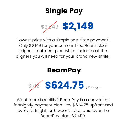 Beam Clear Aligner Cost