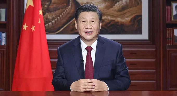 Przemówienie przewodniczącego Chin Xi Jinpinga z okazji Nowego Roku 2021 -  Dziennik Trybuna