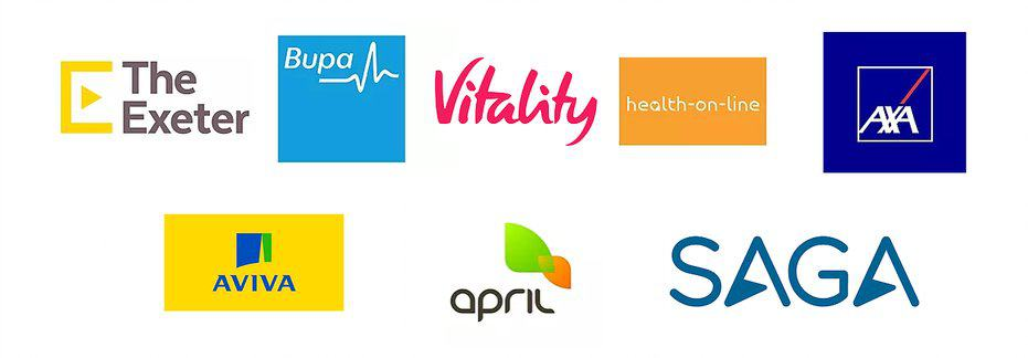 Working with a variety of insurance providers to help you find health cover