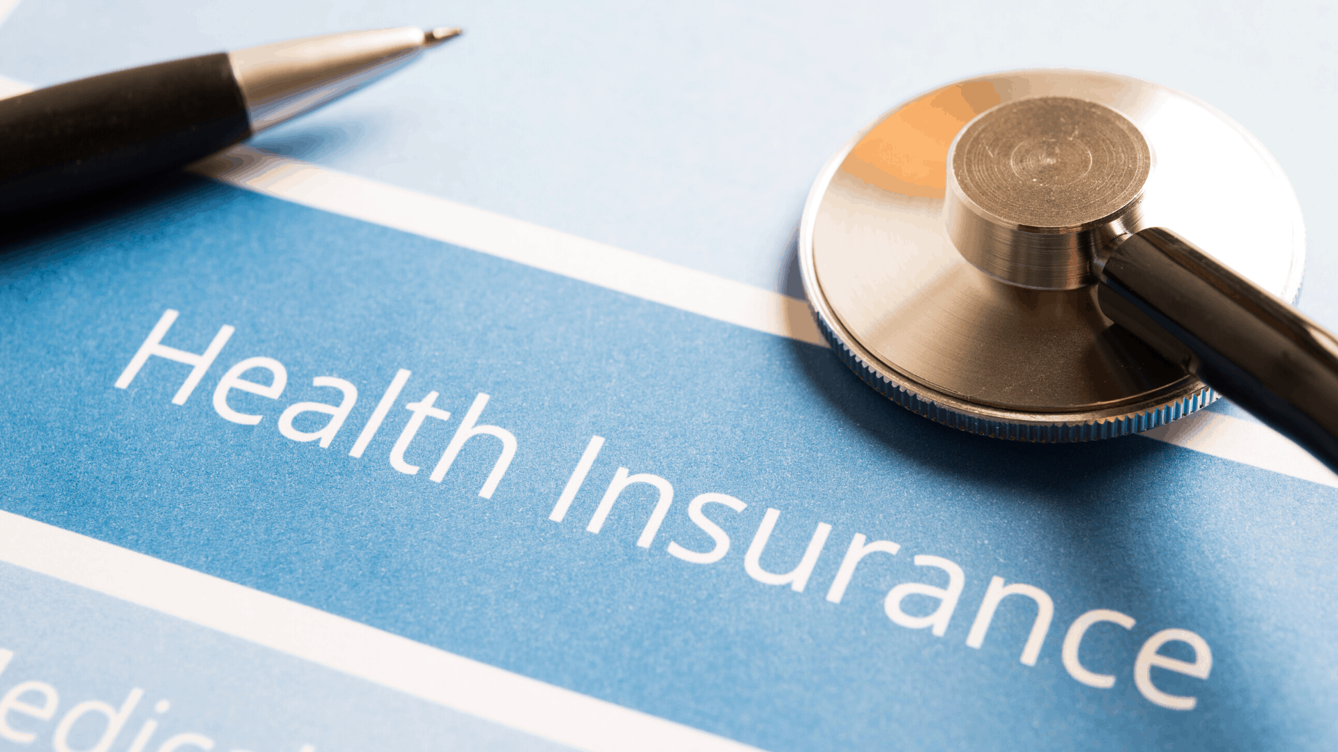 Health insurance - taking care of yourself