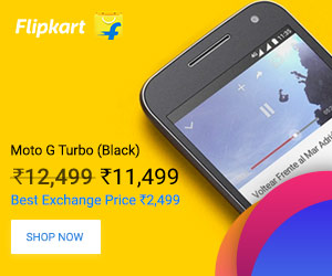 Moto G Turbo Smartphone ( Black)