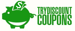 Try Discount coupons logo