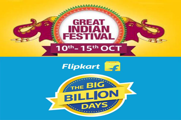 big billion days vs biggest indian festival sale 2018