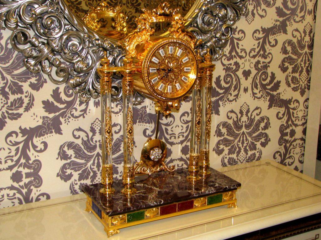 Pendulum Time
